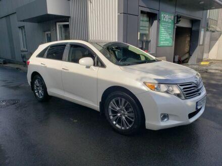 Белый Тойота Венза, объемом двигателя 2.7 л и пробегом 220 тыс. км за 16000 $, фото 1 на Automoto.ua