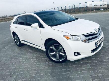 Білий Тойота Венза, об'ємом двигуна 3.5 л та пробігом 65 тис. км за 22300 $, фото 1 на Automoto.ua
