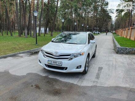 Білий Тойота Венза, об'ємом двигуна 3.5 л та пробігом 86 тис. км за 22399 $, фото 1 на Automoto.ua