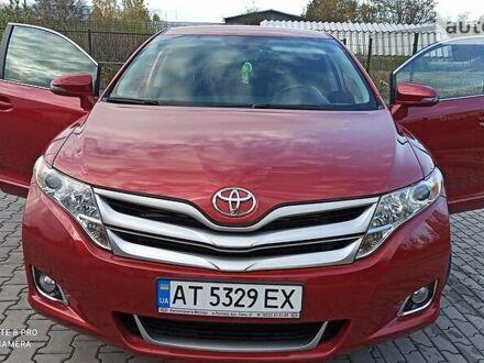 Червоний Тойота Венза, об'ємом двигуна 2.7 л та пробігом 165 тис. км за 14800 $, фото 1 на Automoto.ua