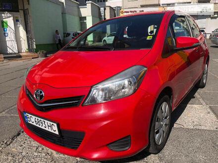 Червоний Тойота Яріс, об'ємом двигуна 1 л та пробігом 174 тис. км за 6000 $, фото 1 на Automoto.ua