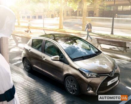 купить новое авто Тойота Ярис 2020 года от официального дилера Премиум Моторс Тойота фото