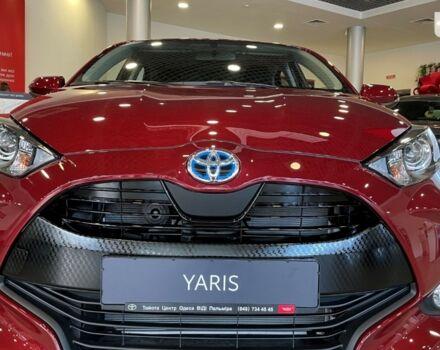 Тойота Яріс, об'ємом двигуна 1.49 л та пробігом 0 тис. км за 22610 $, фото 1 на Automoto.ua