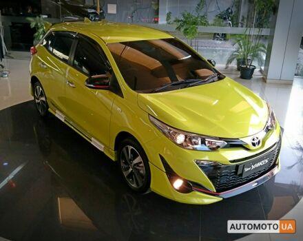 купить новое авто Тойота Ярис 2020 года от официального дилера Тойота Центр Кременчуг Про Лайн Тойота фото