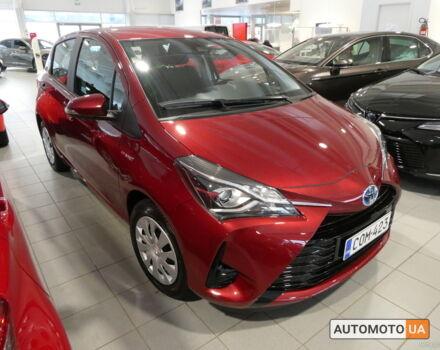купить новое авто Тойота Ярис 2021 года от официального дилера Премиум Моторс Тойота фото