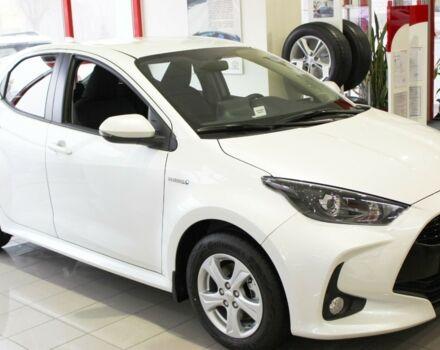 купить новое авто Тойота Ярис 2021 года от официального дилера Тойота Центр «Алмаз Мотор» Тойота фото