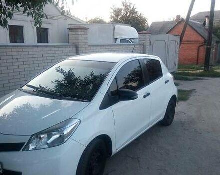 Білий Тойота Яріс, об'ємом двигуна 1 л та пробігом 50 тис. км за 8000 $, фото 1 на Automoto.ua