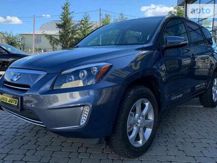 Синий Тойота RAV4 EV, объемом двигателя 0 л и пробегом 95 тыс. км за 16700 $, фото 1 на Automoto.ua