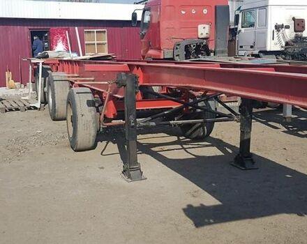 Красный Трейлор С, объемом двигателя 0 л и пробегом 100 тыс. км за 3600 $, фото 1 на Automoto.ua