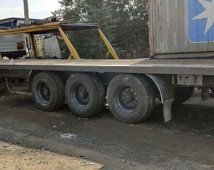 Серый Трейлор СУУ, объемом двигателя 0 л и пробегом 999 тыс. км за 3200 $, фото 1 на Automoto.ua