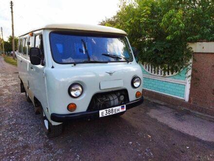 Білий УАЗ 2206, об'ємом двигуна 3 л та пробігом 200 тис. км за 3700 $, фото 1 на Automoto.ua