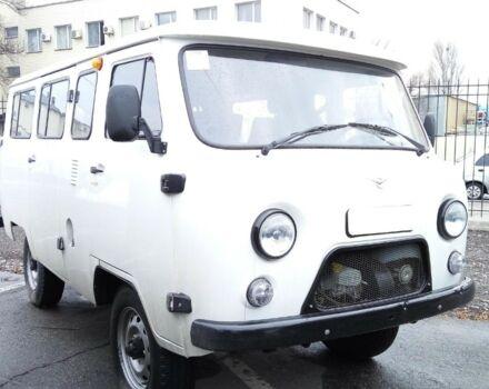 купити нове авто УАЗ 2206 2019 року від офіційного дилера АИС Киев Днепровский УАЗ фото
