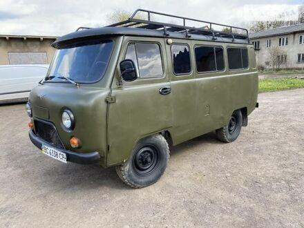 Зеленый УАЗ 2206 пасс., объемом двигателя 2.4 л и пробегом 123 тыс. км за 3250 $, фото 1 на Automoto.ua