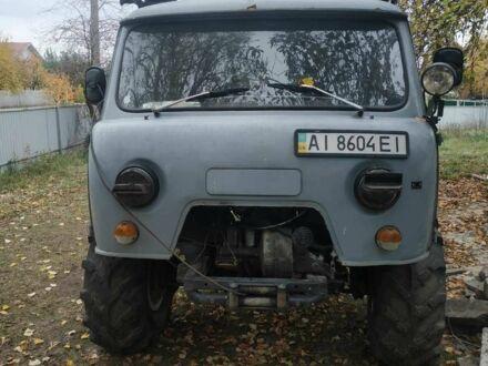 Серый УАЗ 2206, объемом двигателя 2.9 л и пробегом 10 тыс. км за 0 $, фото 1 на Automoto.ua