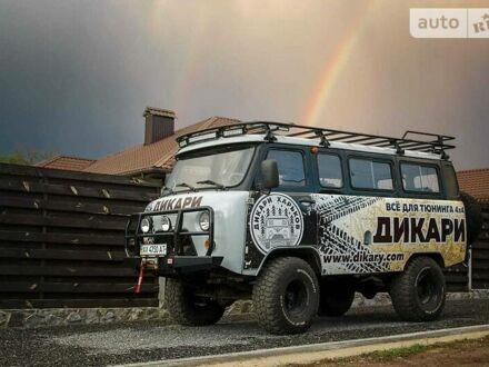 Серый УАЗ 2206, объемом двигателя 2.9 л и пробегом 130 тыс. км за 8000 $, фото 1 на Automoto.ua