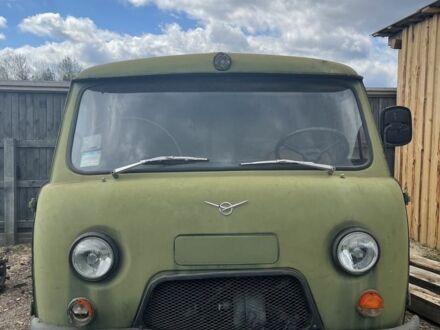 Зелений УАЗ 2206, об'ємом двигуна 0.25 л та пробігом 120 тис. км за 1350 $, фото 1 на Automoto.ua