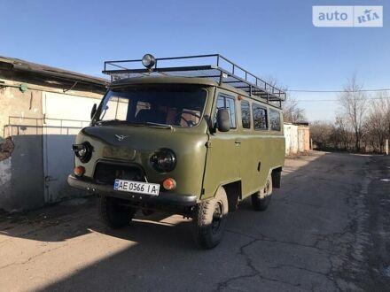 Зелений УАЗ 2206, об'ємом двигуна 2.4 л та пробігом 100 тис. км за 3600 $, фото 1 на Automoto.ua