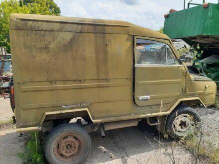 Зелений УАЗ 2206, об'ємом двигуна 1.6 л та пробігом 14 тис. км за 1600 $, фото 1 на Automoto.ua