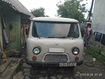 Серый УАЗ 2360, объемом двигателя 2.3 л и пробегом 1 тыс. км за 2000 $, фото 1 на Automoto.ua
