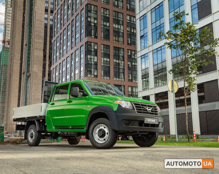 Серый УАЗ 2360, объемом двигателя 2.69 л и пробегом 0 тыс. км за 15221 $, фото 1 на Automoto.ua