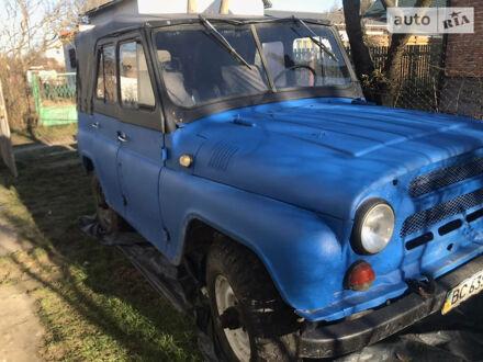 Синий УАЗ 3151, объемом двигателя 0 л и пробегом 30 тыс. км за 2000 $, фото 1 на Automoto.ua