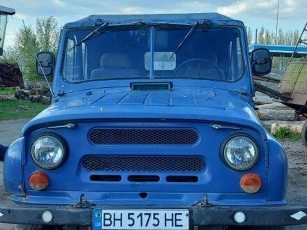 Синій УАЗ 3151, об'ємом двигуна 2.45 л та пробігом 1 тис. км за 2500 $, фото 1 на Automoto.ua
