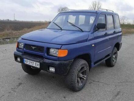 Синий УАЗ 3151, объемом двигателя 2.6 л и пробегом 99 тыс. км за 1000 $, фото 1 на Automoto.ua