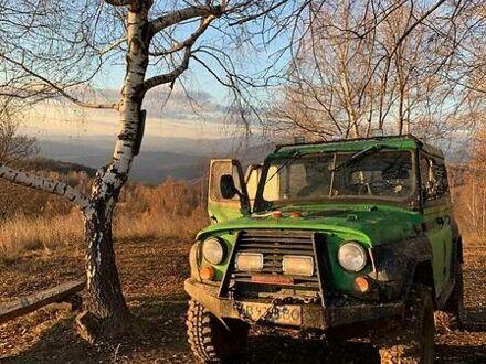 Зелений УАЗ 3151, об'ємом двигуна 2.9 л та пробігом 160 тис. км за 2400 $, фото 1 на Automoto.ua