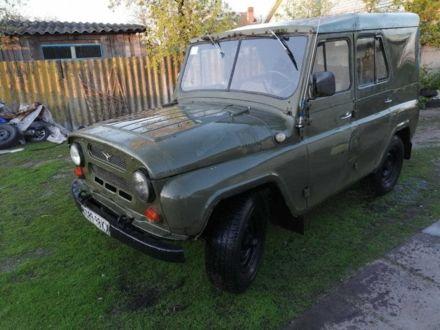 Зелений УАЗ 3151, об'ємом двигуна 2.5 л та пробігом 1 тис. км за 1650 $, фото 1 на Automoto.ua