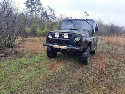 Зеленый УАЗ 3151, объемом двигателя 2.7 л и пробегом 20 тыс. км за 3150 $, фото 1 на Automoto.ua