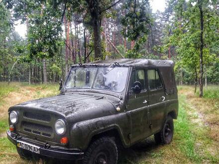 Зеленый УАЗ 3151, объемом двигателя 2.4 л и пробегом 50 тыс. км за 2500 $, фото 1 на Automoto.ua