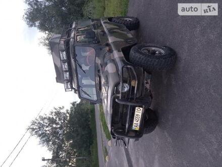 Зелений УАЗ 3151, об'ємом двигуна 2.5 л та пробігом 50 тис. км за 2100 $, фото 1 на Automoto.ua