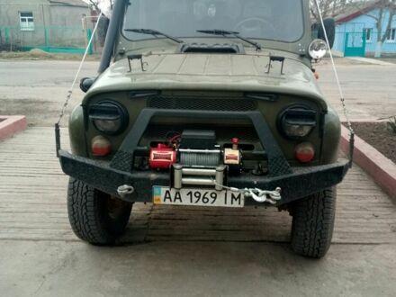 Зелений УАЗ 3151, об'ємом двигуна 3 л та пробігом 1 тис. км за 3800 $, фото 1 на Automoto.ua