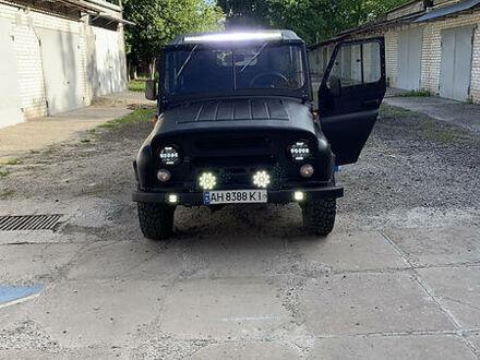 Чорний УАЗ 31512, об'ємом двигуна 2.4 л та пробігом 634 тис. км за 4500 $, фото 1 на Automoto.ua