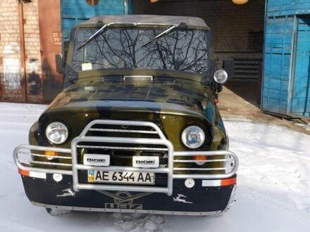 Жовтий УАЗ 31512, об'ємом двигуна 2.45 л та пробігом 1 тис. км за 4000 $, фото 1 на Automoto.ua