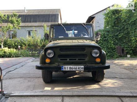 Зелений УАЗ 31512, об'ємом двигуна 2.4 л та пробігом 100 тис. км за 1750 $, фото 1 на Automoto.ua
