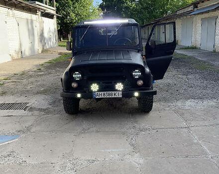 Зеленый УАЗ 31512, объемом двигателя 2.4 л и пробегом 63 тыс. км за 4900 $, фото 1 на Automoto.ua