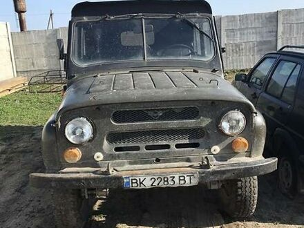 Зелений УАЗ 31512, об'ємом двигуна 2.4 л та пробігом 300 тис. км за 1700 $, фото 1 на Automoto.ua