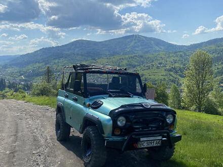 Зелений УАЗ 31512, об'ємом двигуна 2.4 л та пробігом 3 тис. км за 3500 $, фото 1 на Automoto.ua