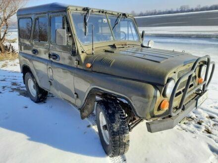Зелений УАЗ 31512, об'ємом двигуна 2.45 л та пробігом 70 тис. км за 3300 $, фото 1 на Automoto.ua