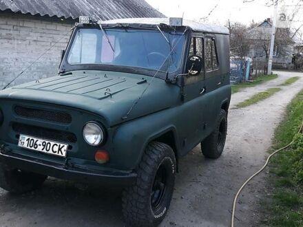 Зелений УАЗ 31512, об'ємом двигуна 2.5 л та пробігом 60 тис. км за 1800 $, фото 1 на Automoto.ua