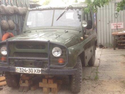 Зелений УАЗ 31512, об'ємом двигуна 2.45 л та пробігом 133 тис. км за 1900 $, фото 1 на Automoto.ua
