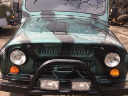Зелений УАЗ 31512, об'ємом двигуна 2.9 л та пробігом 1 тис. км за 3500 $, фото 1 на Automoto.ua