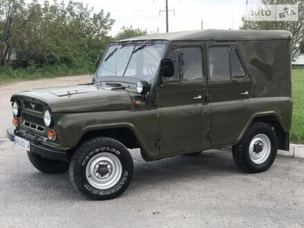 Зелений УАЗ 31512, об'ємом двигуна 2.9 л та пробігом 10 тис. км за 3300 $, фото 1 на Automoto.ua
