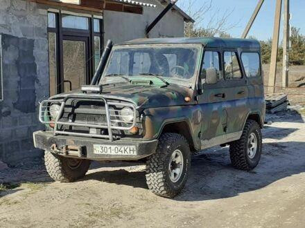 Зелений УАЗ 31512, об'ємом двигуна 2.5 л та пробігом 446 тис. км за 2500 $, фото 1 на Automoto.ua