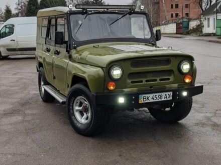 Зелений УАЗ 31512, об'ємом двигуна 2.7 л та пробігом 111 тис. км за 5300 $, фото 1 на Automoto.ua
