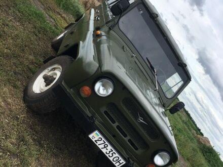 Зелений УАЗ 31512, об'ємом двигуна 2.45 л та пробігом 3 тис. км за 3200 $, фото 1 на Automoto.ua