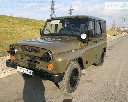 Зеленый УАЗ 31512, объемом двигателя 2.4 л и пробегом 2 тыс. км за 3700 $, фото 1 на Automoto.ua