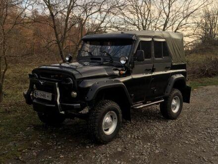 Зелений УАЗ 31512, об'ємом двигуна 2.4 л та пробігом 1 тис. км за 5514 $, фото 1 на Automoto.ua