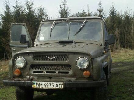 Зелений УАЗ 31512, об'ємом двигуна 2.4 л та пробігом 5 тис. км за 800 $, фото 1 на Automoto.ua